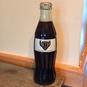 NFL Baltimore Ravens Coke Classic Bottle